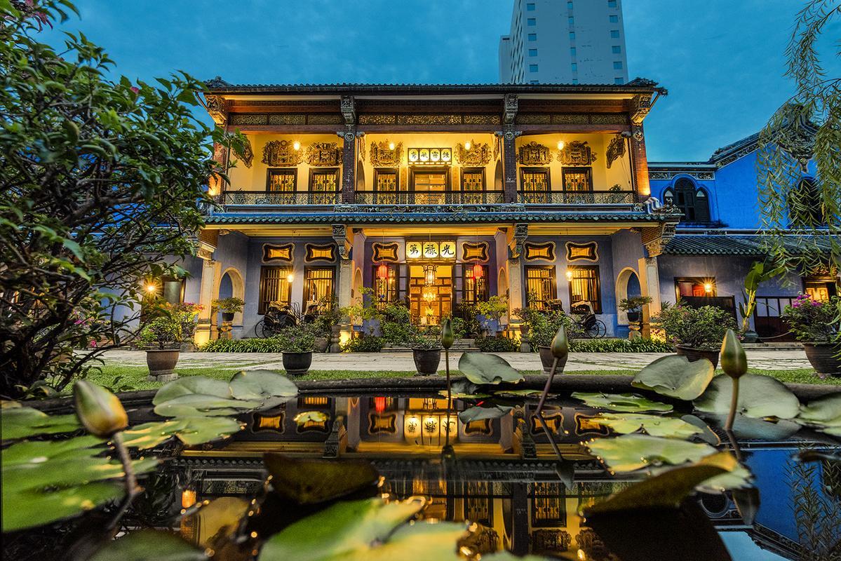 Image from Cheong Fatt Tze Mansion