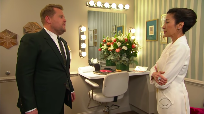 Image from The Late Late Show with James Corden/YouTube