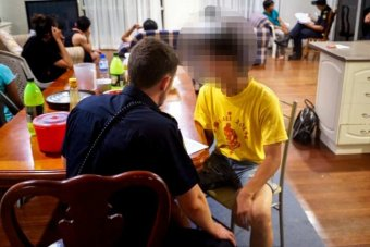 ABC also uncovered smugglers helping other nationals from other countries use fake Malaysian identities to enter Australia.