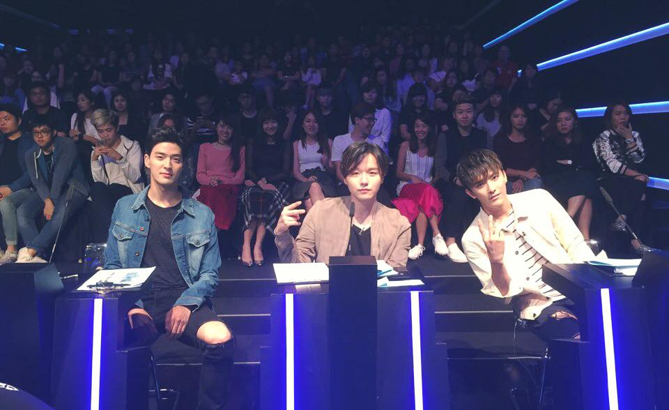 Royal Pirates during their time as judges on Astro Star Quest.