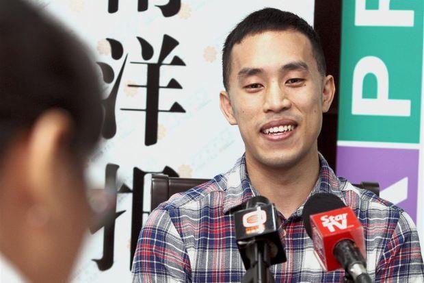 Jerome Chin Ze Rong.