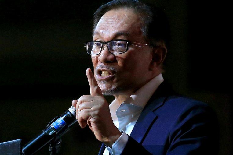 PKR president-elect Datuk Seri Anwar Ibrahim