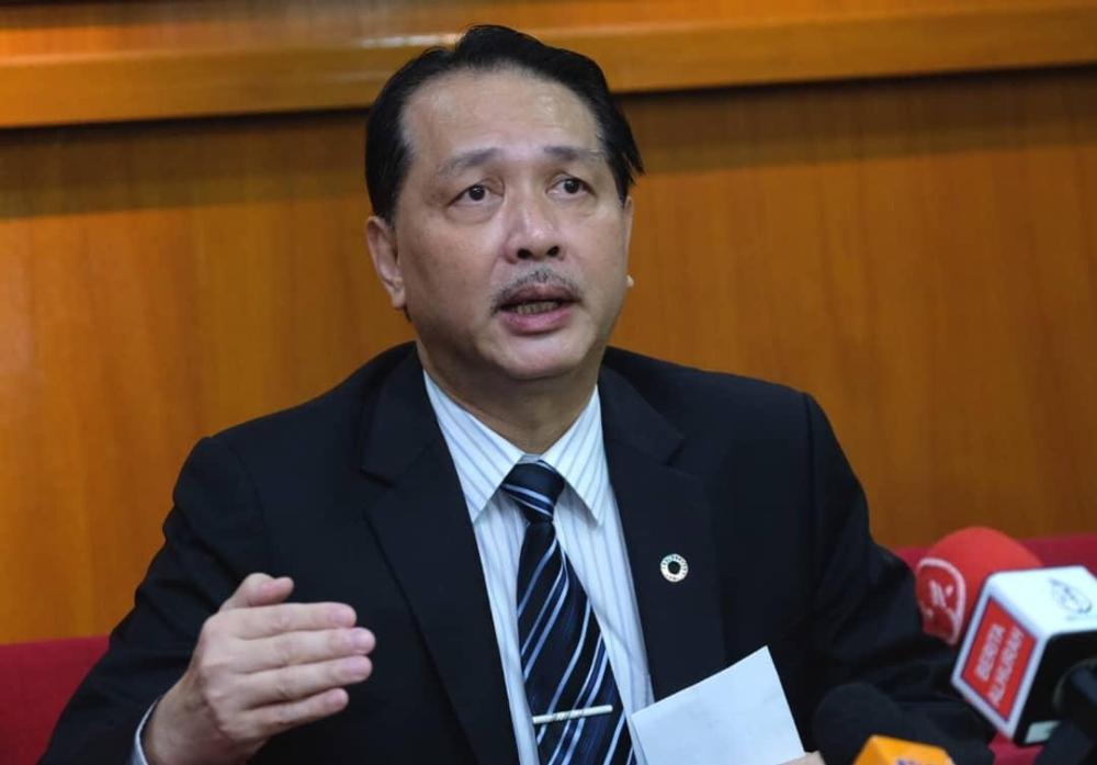 Health Director-General Datuk Dr. Noor Hisham Abdullah.