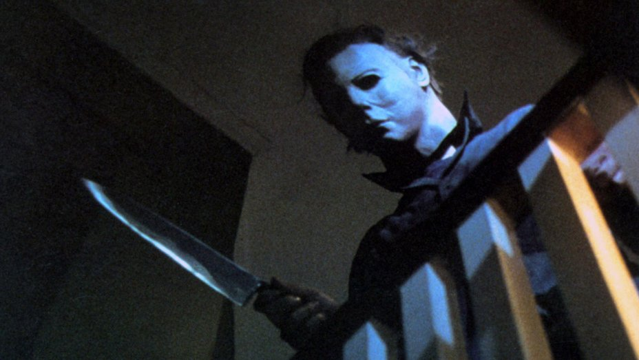 The Shape in the 1978 classic slasher 'Halloween'.