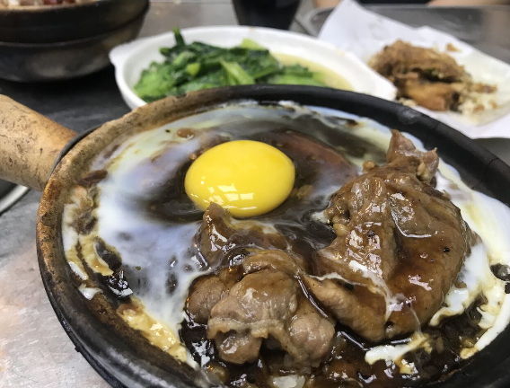 hing kee restaurant claypot chicken