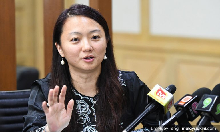 Image from Lim Huey Ting/Malaysiakini
