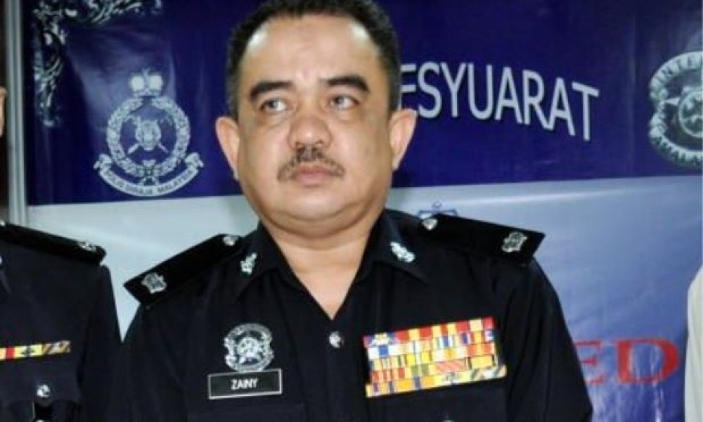 seberang perai utara district police chief