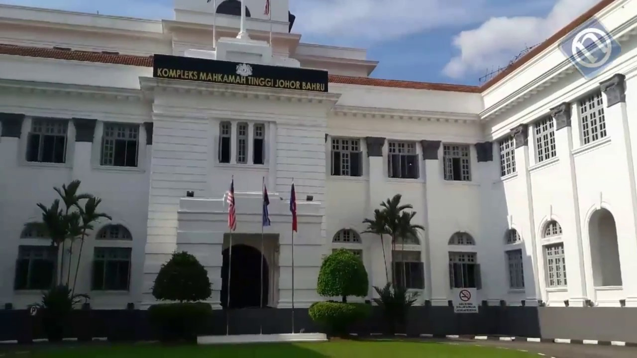 Photo of the Johor Bahru High Court used for illustration purposes only.
