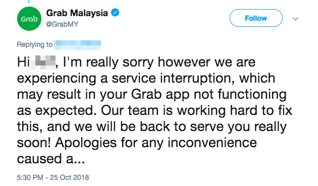 Image from Twitter @GrabMY