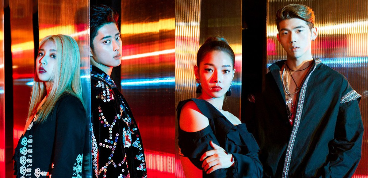 KARD is set to perform live during the Lazada 11.11 Super Show!