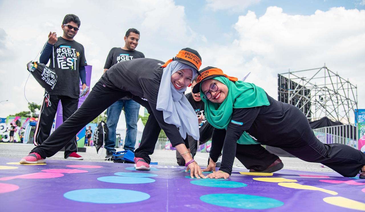 watsons get active fest 2018 fitness games