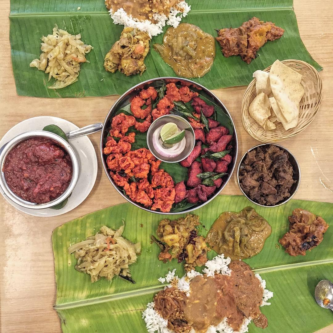 Curry Leaf Damansara Uptown Banana Leaf Rice