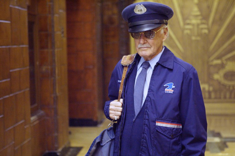 Stan Lee cameo in Fantastic Four (2005)