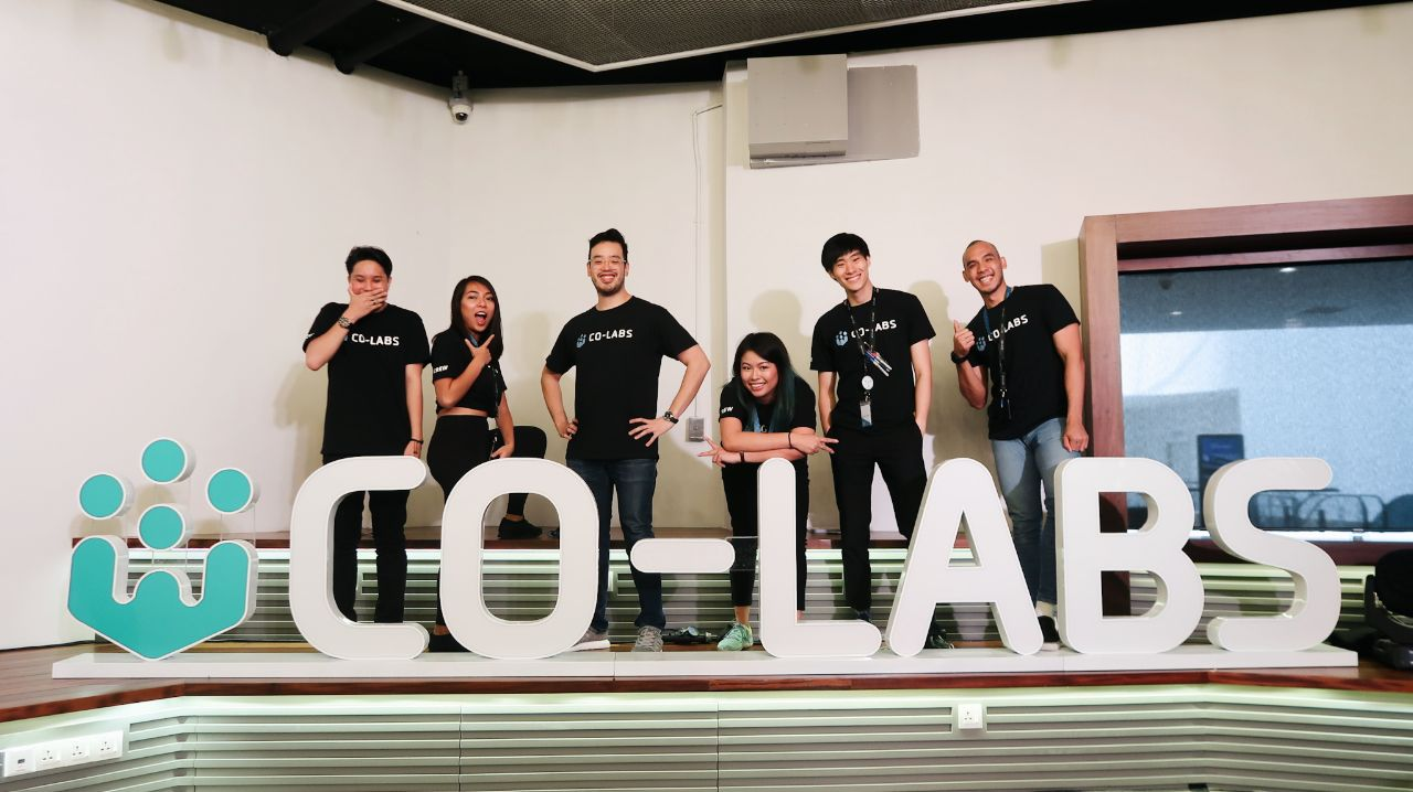 Co-labs Coworking Starling Mall Team