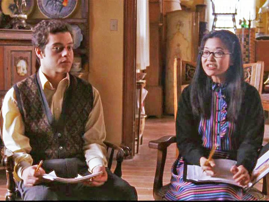 Rami Malek in Gilmore Girls.