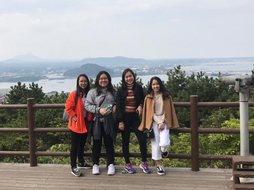 MGS Penang students in international student forum at Korea