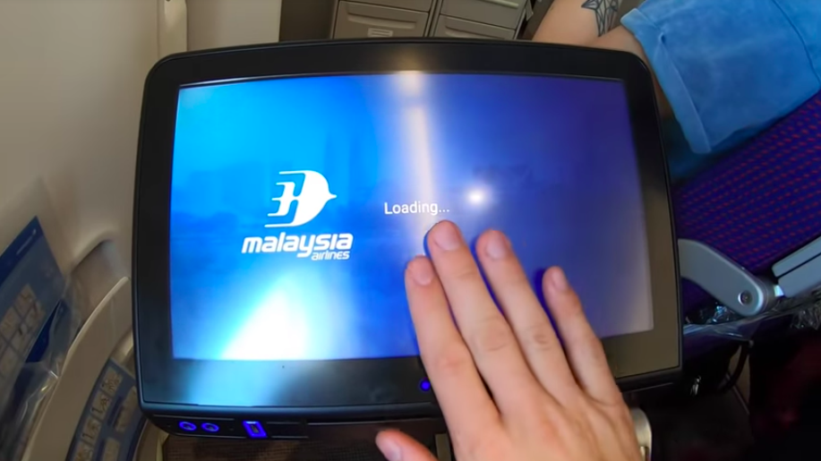 Travel blogger Josh Cahill reviews Malaysia Airlines