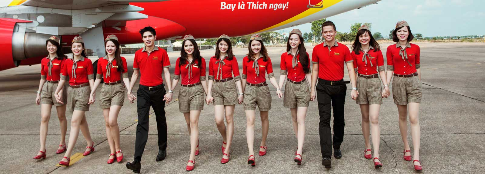Image from Vietjet Air