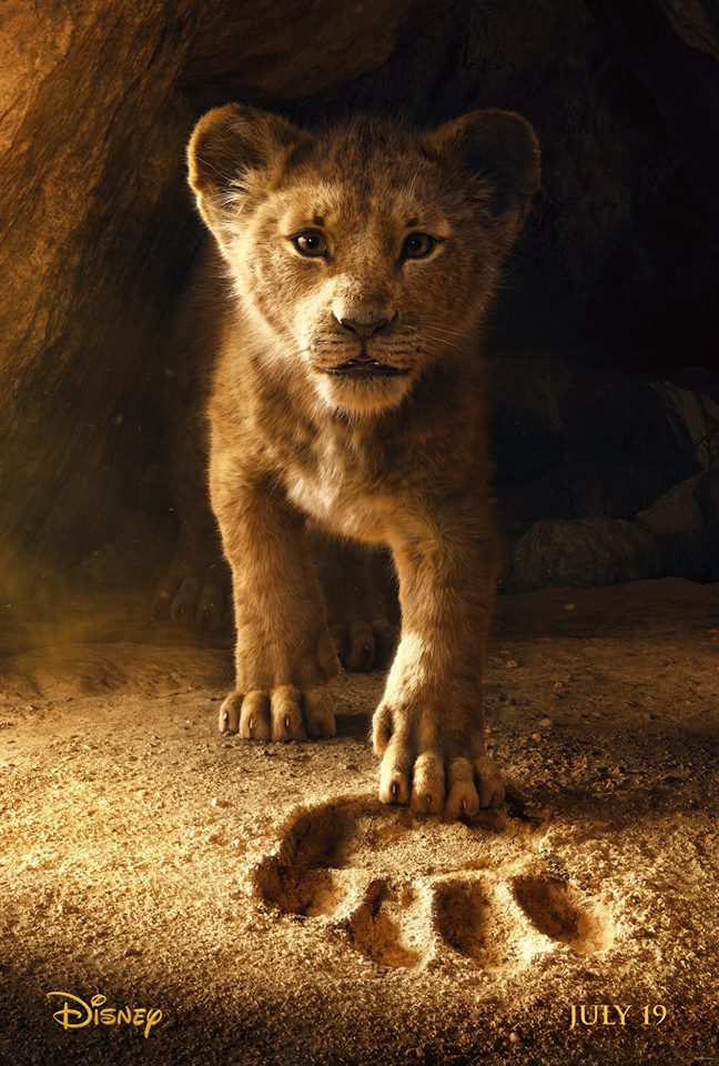 Image from The Lion King Facebook / Walt Disney Pictures