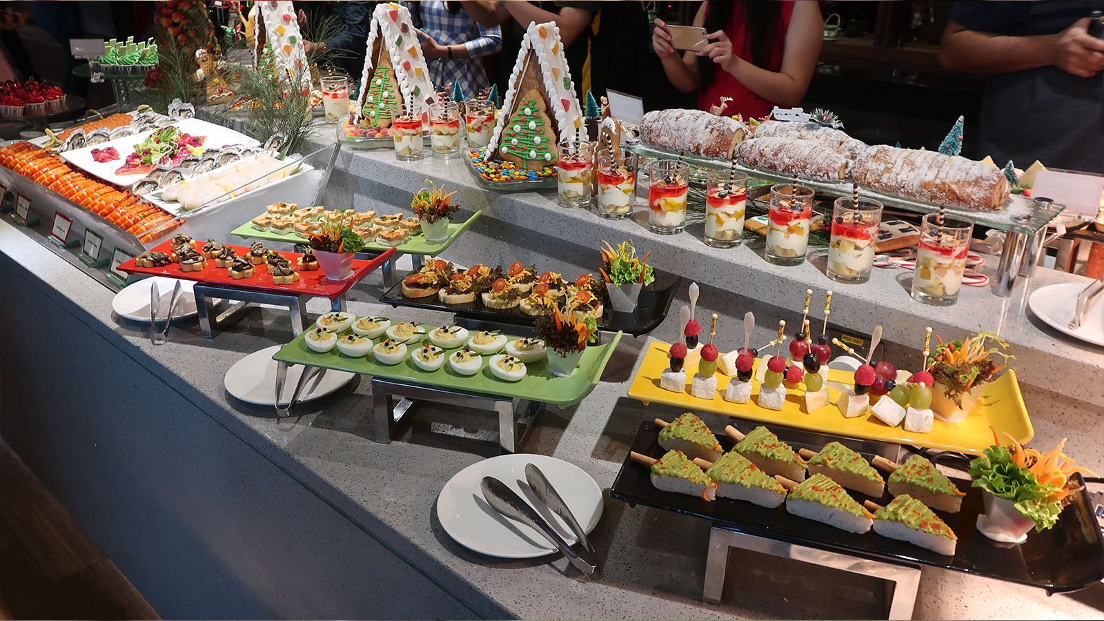 sunway resort hotel and spa christmas buffet