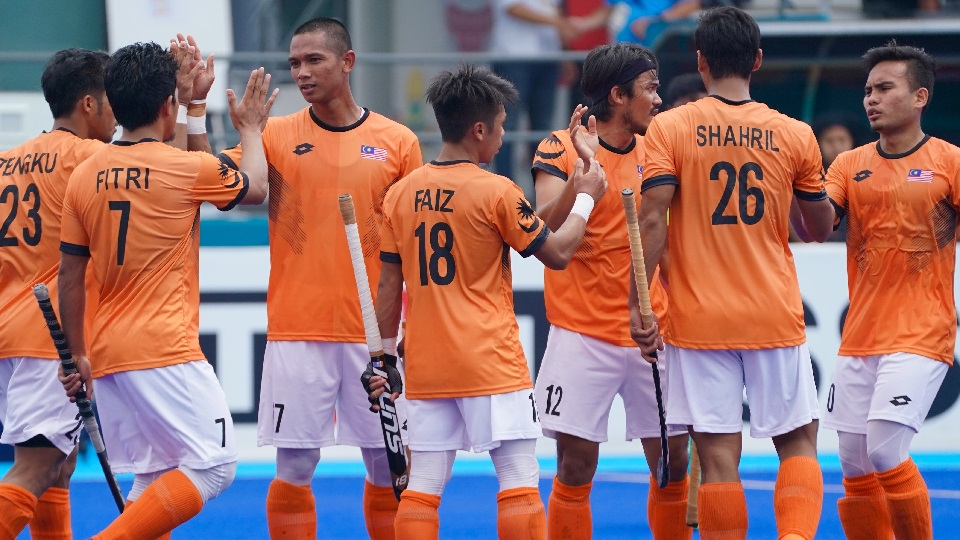 Malaysia national hockey team