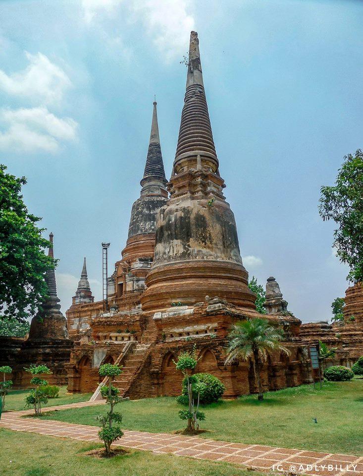 Ayutthaya UNESCO World Heritage Site