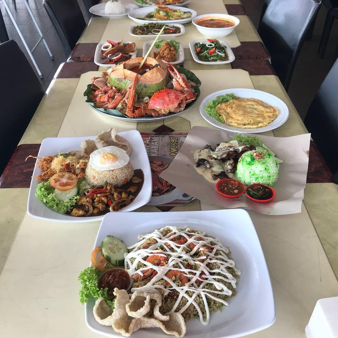 Restoran Seri Keningau Shah Alam