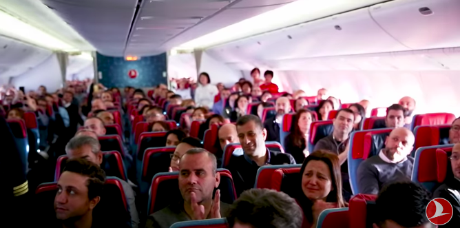 Image from YouTube / Turkish Airlines