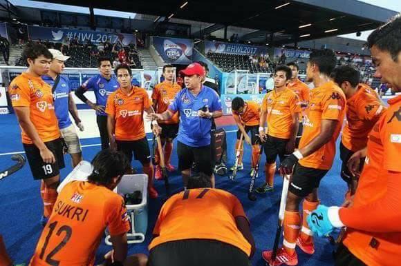 Malaysia hockey team