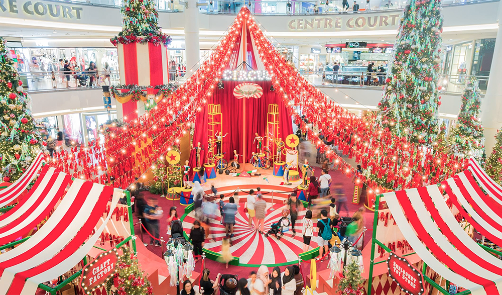 Image from Mid Valley Megamall Facebook