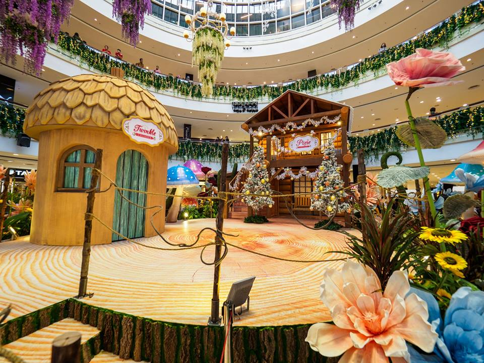 Image from Queensbay Mall