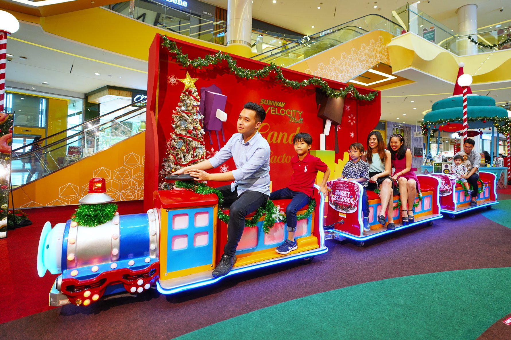 Image from Sunway Velocity Mall