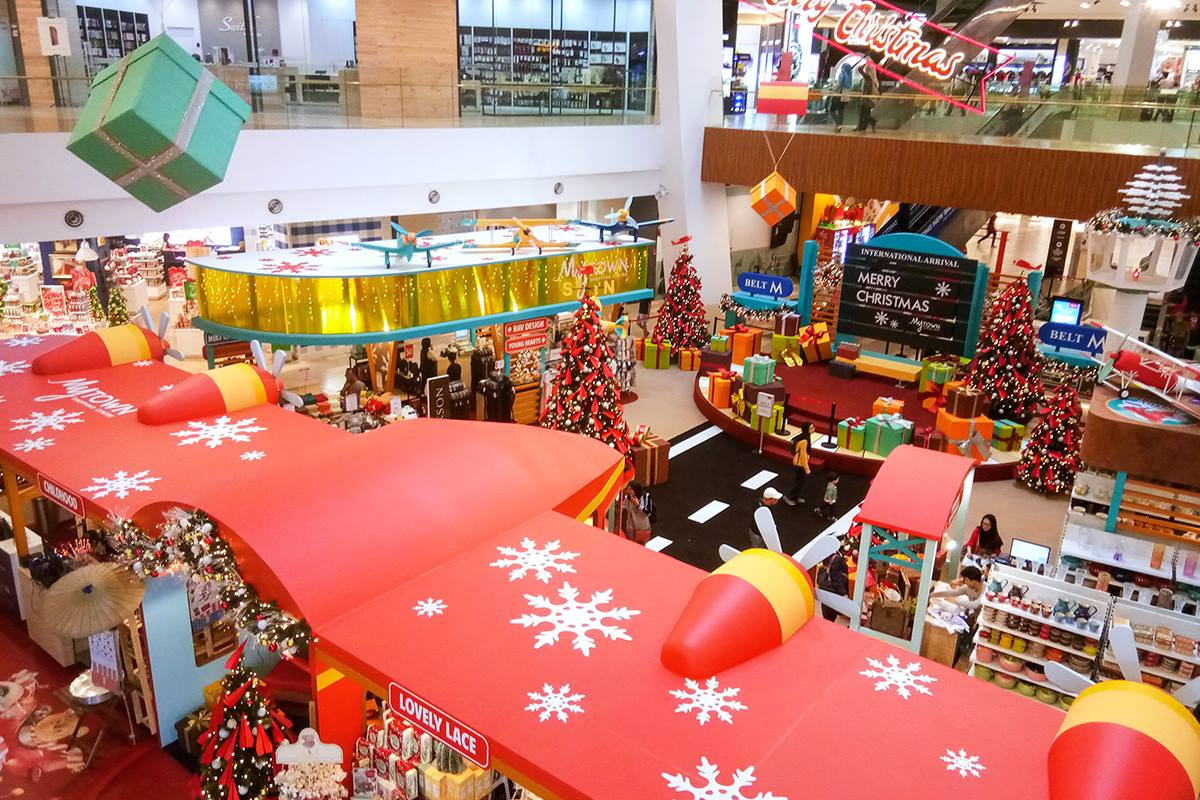 Image from MyTOWN Shopping Centre Facebook