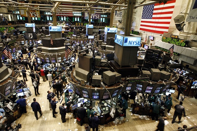 The New York Stock Exchange: One of the last few exchanges with humans on the trading floor.