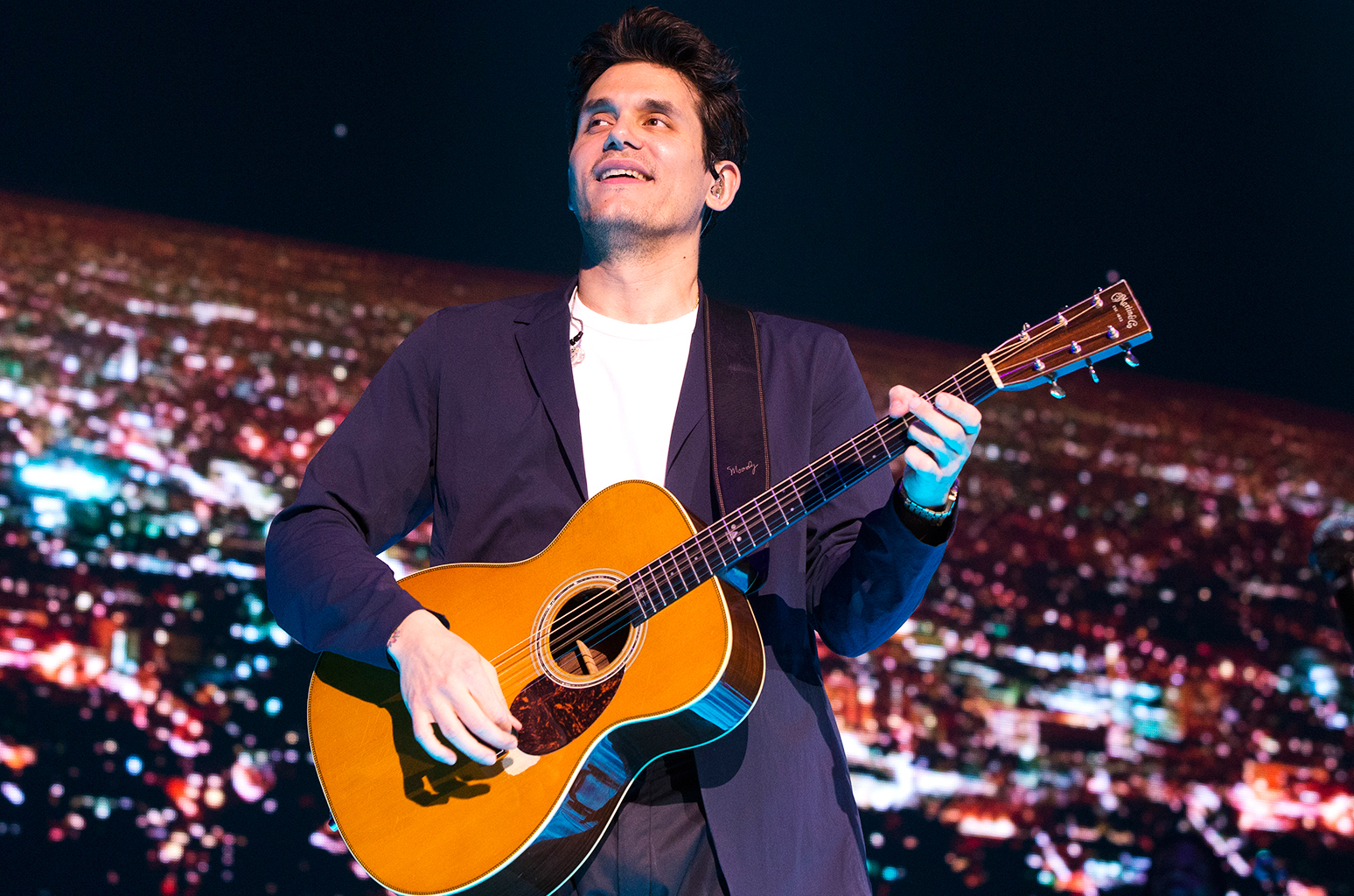 John Mayer to kick off world tour in New Zealand, 2019