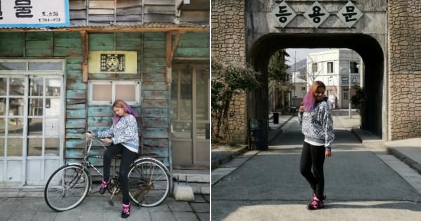 Suncheon Open Film Set