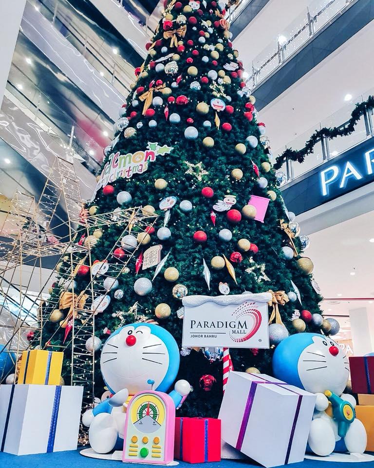 Image from Paradigm Mall Johor Bahru Facebook