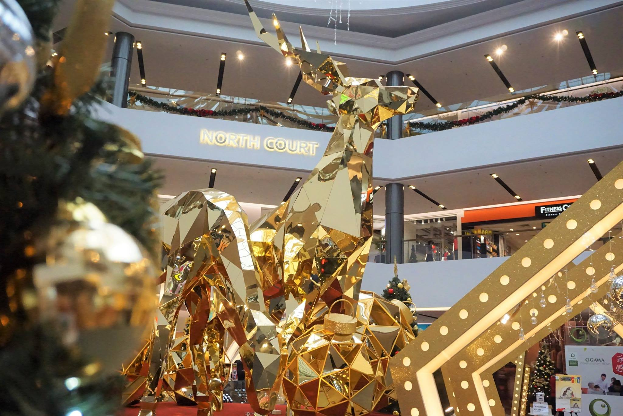 Image from IOI Mall Puchong