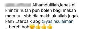 Image from Instagram @yasinsulaiman