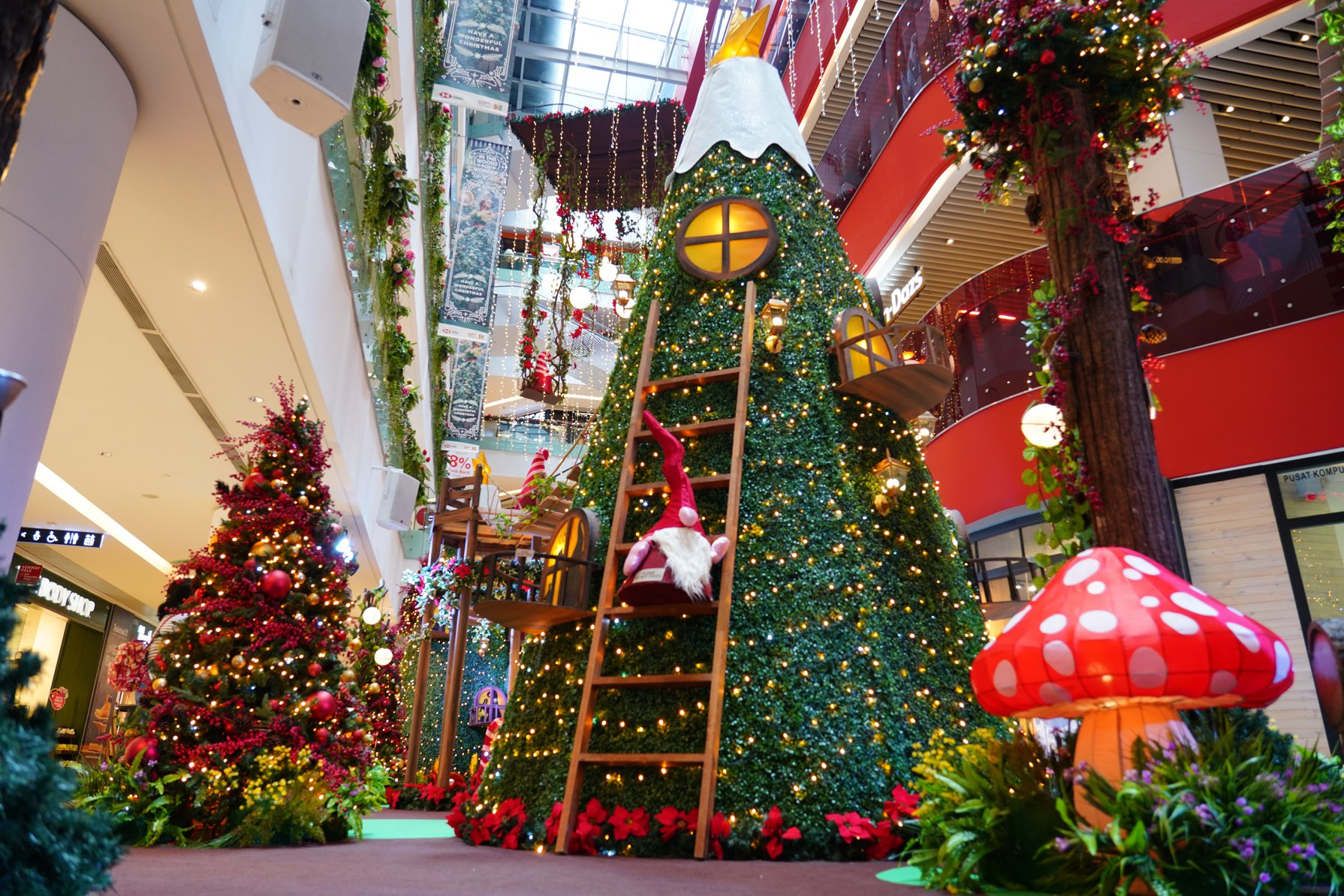 Image from Sunway Putra Mall