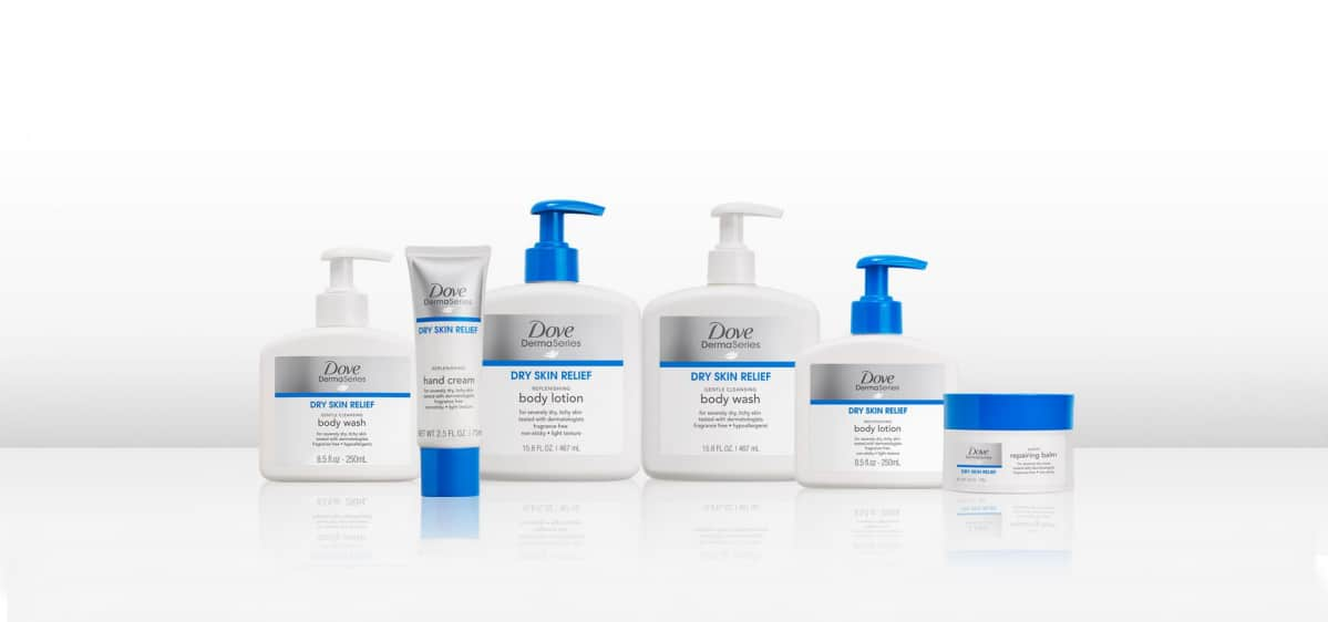 Image from Dove