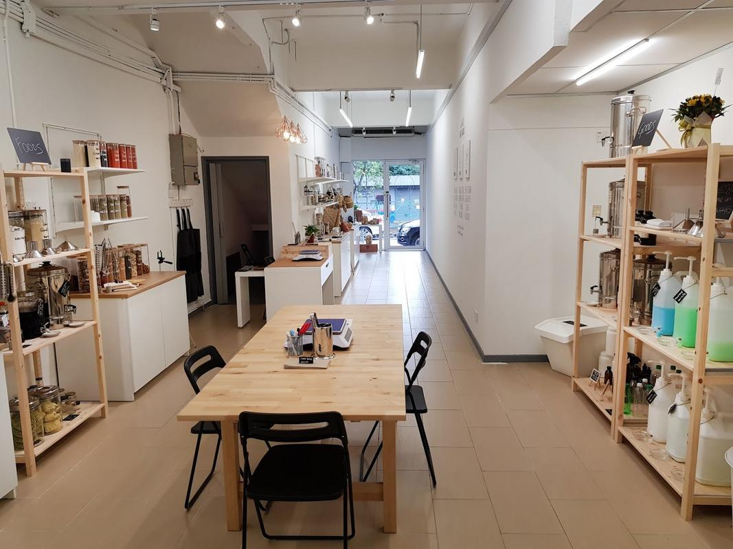 Image from NUDE The Zero Waste Store