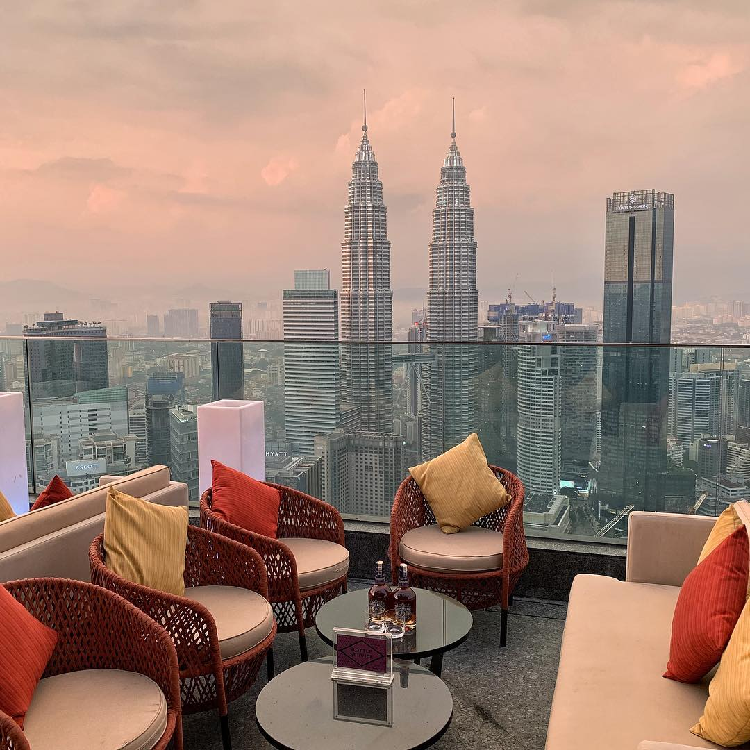 Vertigo Bar Rooftop Bars KL