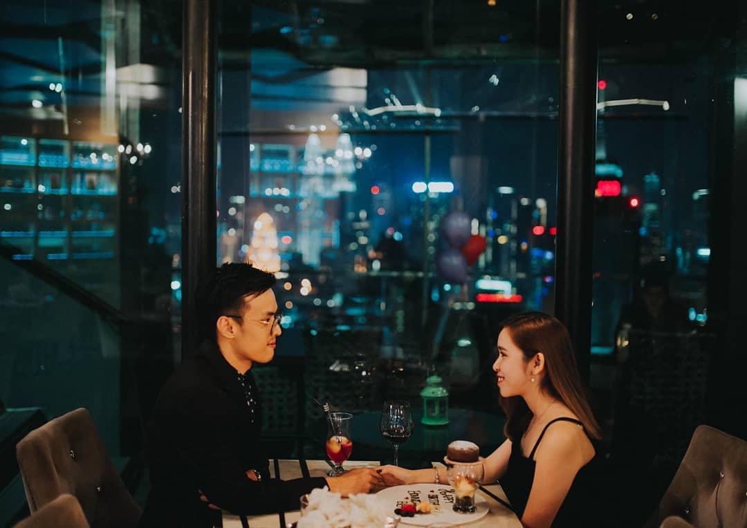 Hemisphere restaurant