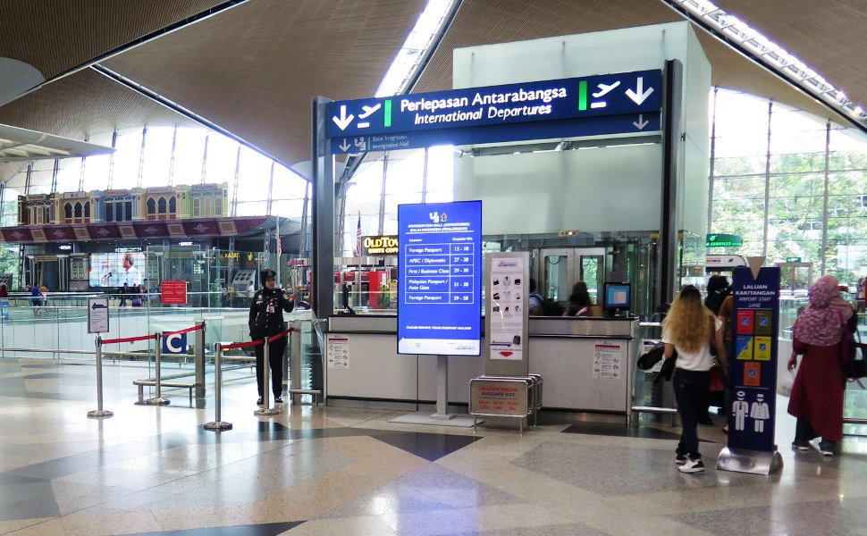 Image from Malaysia Airport klia2
