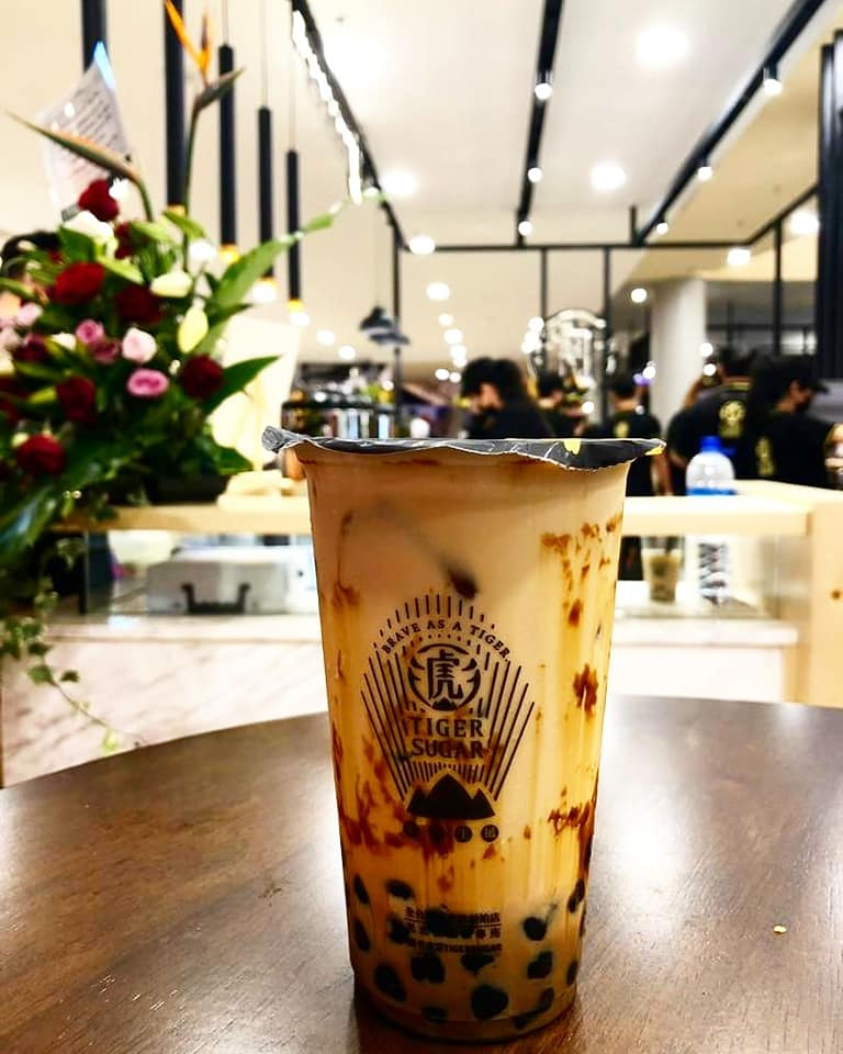 Tiger Sugar's 3 Must-Try Drinks If You're A First-Timer