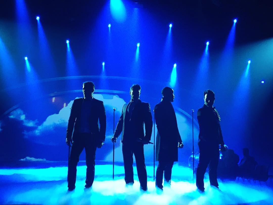 Image from Instagram @officialblue