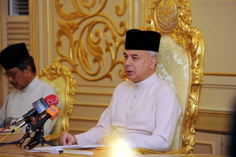 SHARE] Ini 10 Fakta Menarik Tentang Biodata Sultan Perak Iaitu ...