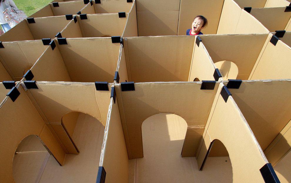 quayside fiesta earthworm maze