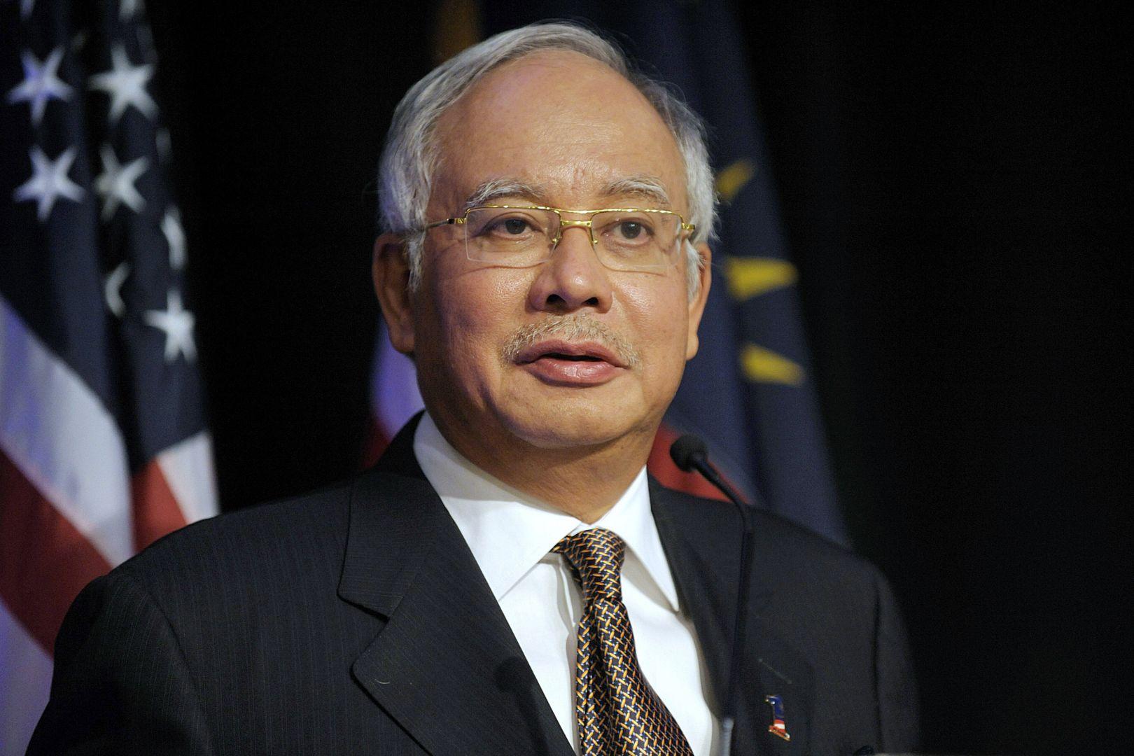 Datuk Seri Najib Tun Razak.